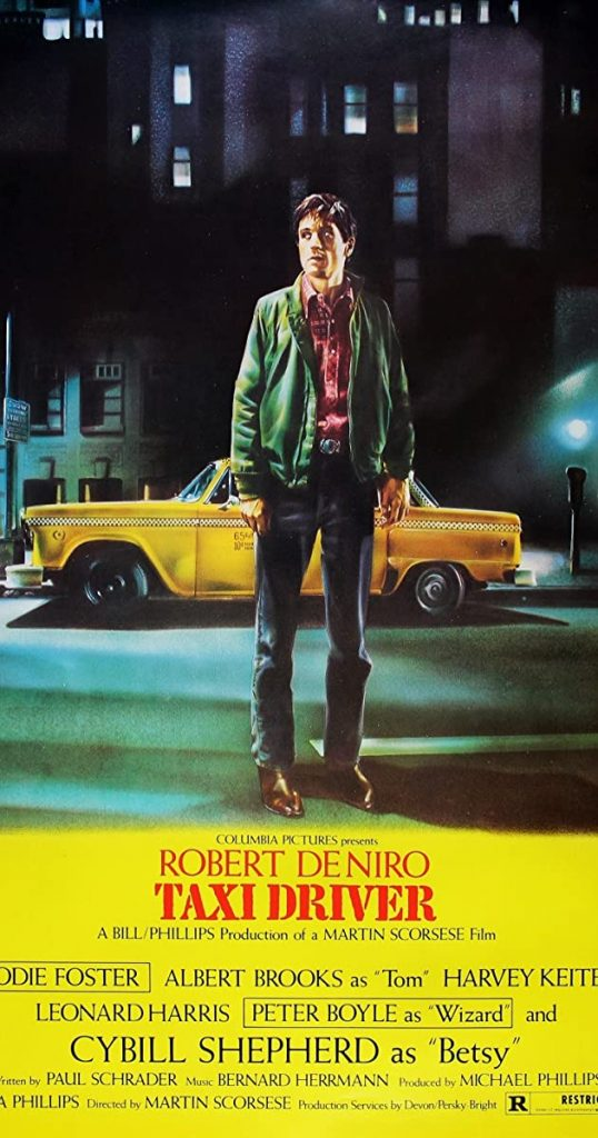 Taxi Driver Review